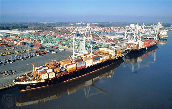Savannah annual volume slips from 2.98 million TEU to 2.94 million TEU
