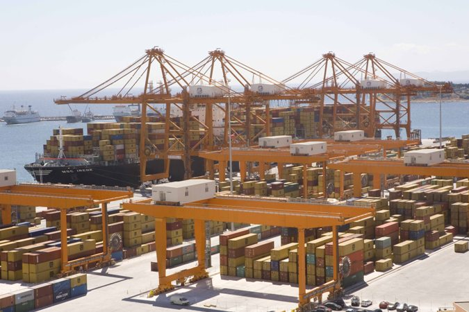 Cosco Pacific agrees to increase Piraeus capacity to 6.2 million TEU