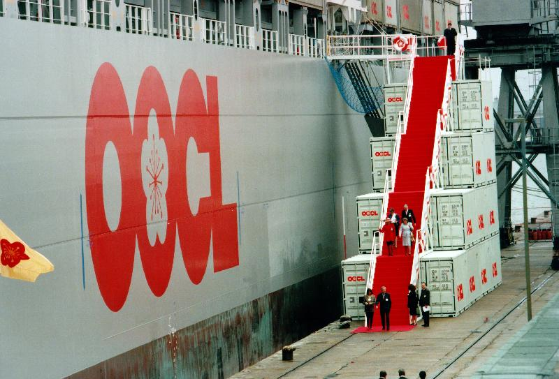 OOCL switches US$105 million in intermodal business from CP to CN