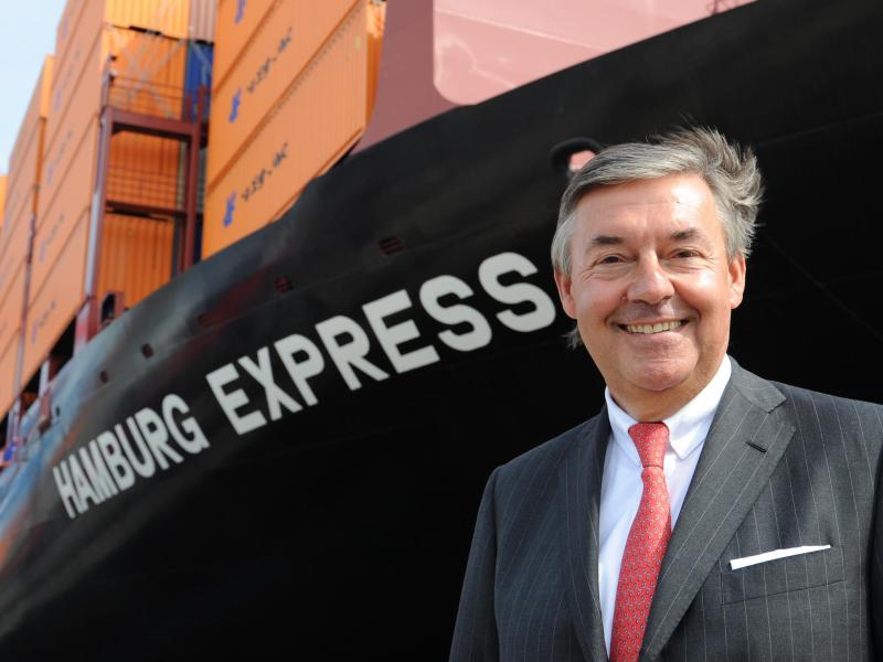 Hapag-Lloyd appoints Damco chief Rolf Habben-Jansen as new CEO