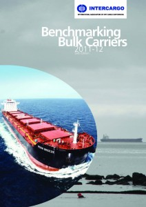 Intercargo Publishes Benchmarking Bulk Carriers 2012-13 Report