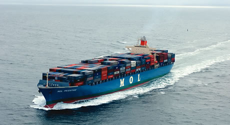 Japan's MOL again wins a place on Dow Jones Sustainability Index