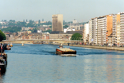 Liege inland port on Albert Canal to link Rotterdam, Antwerp, Zeebrugge