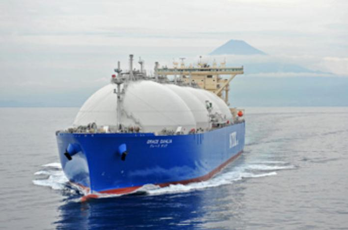 KHI Delivers LNG Carrier Grace Dahlia to NYK Line - SHIPBUILDING