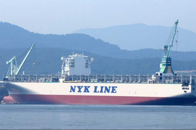 OOCL names eighth 13,208-TEU ship chartered out as the NYK Hyperion