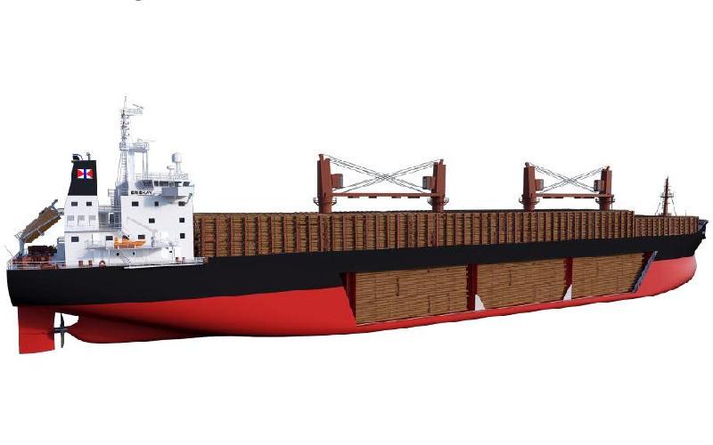 China Navigation Orders Four Eco Handysize Bulk Carriers