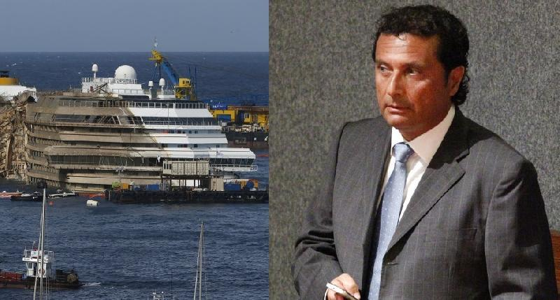 """Schettino: """"Let's go do this f-----g Giglio thing."""""""