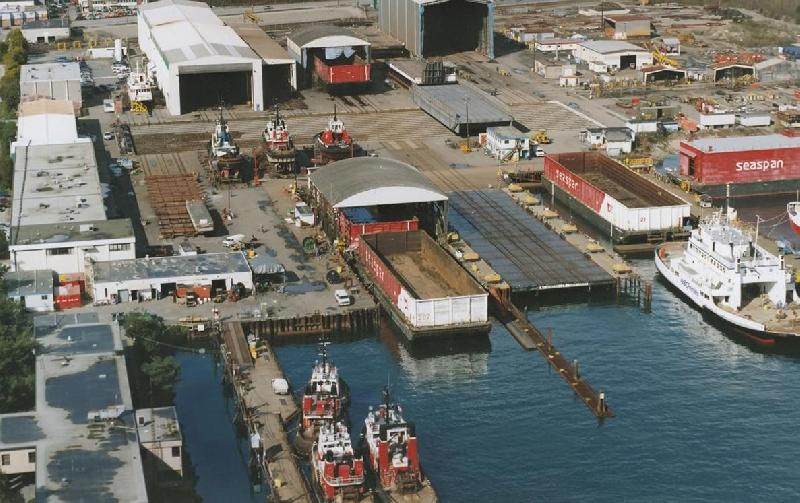 Vancouver Shipyards to Build Joint Support Ships in 2016