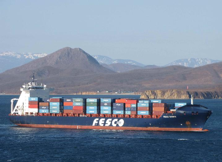 FESCO moves 350,000 TEU over 8 years from Vladivostok to Moscow