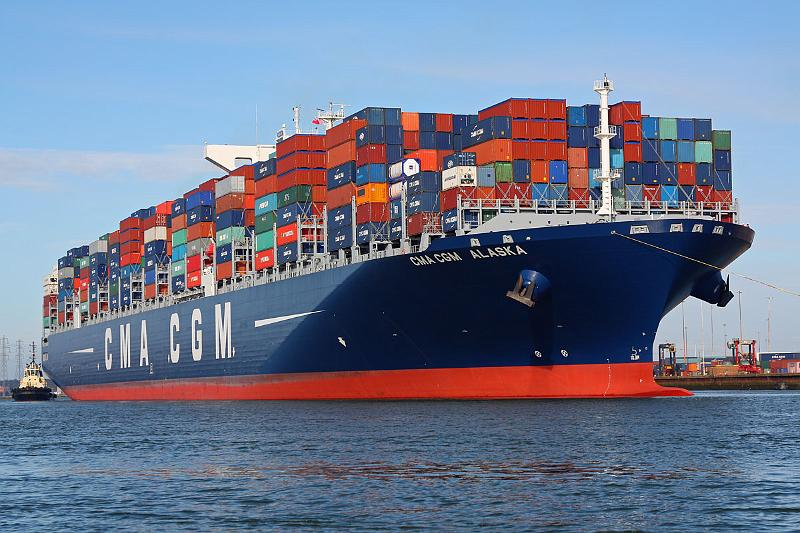 CMA CGM and SAP have entered into a strategic partnership