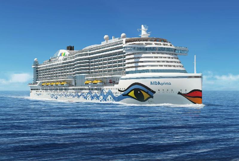 AIDA Cruises Presents Its New Flag Ship