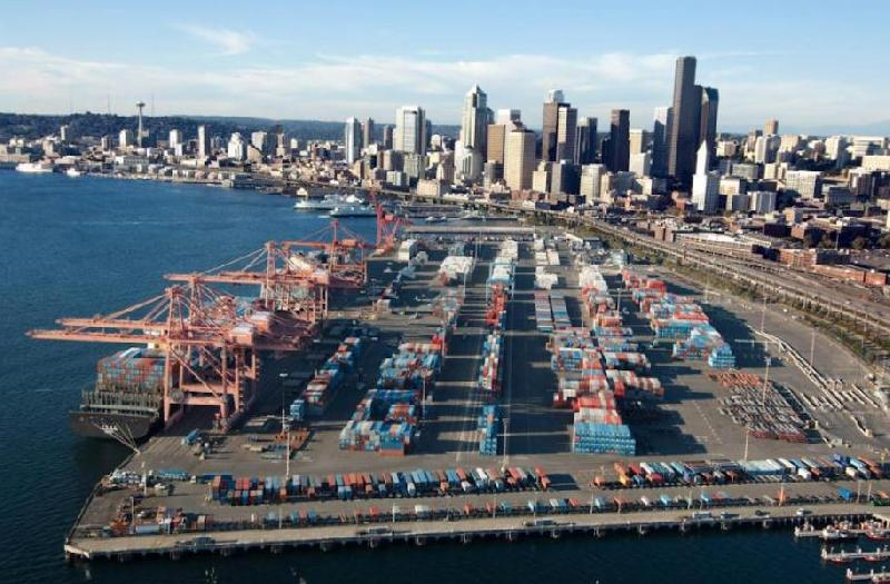 Seattle-Tacoma throughput surges 17pc in January to 301,105 TEU