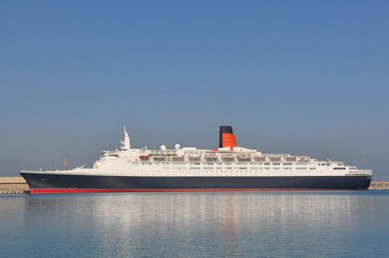 COSCO Signs 'Queen Elizabeth 2′ Refurbishment Contract