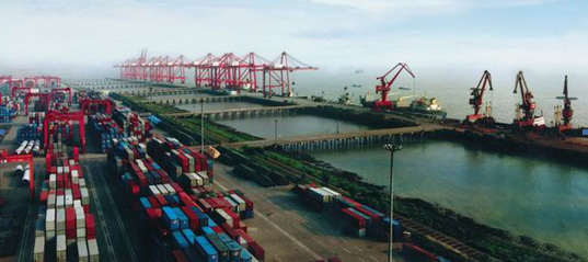 Expressway to Taicang port opens to ease growing traffic congestion