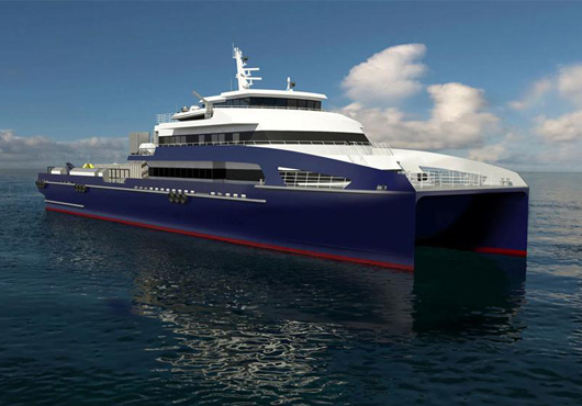 Silverstar Marine to Provide Its Services for Caspian Marine's FCB