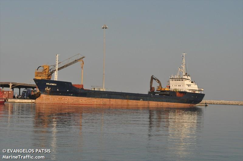 Georgia Detains Turkish Ship for Calling Abkhazia