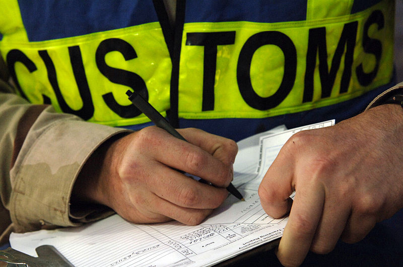 EU customs staff numbers shrink as inspections become computerised