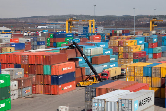 Helsinki container volume increases 2pc to 312,970 TEU in first 9 months