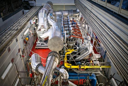 Wartsila Completes Testing of 2-Stroke Dual-Fuel Engine Technology
