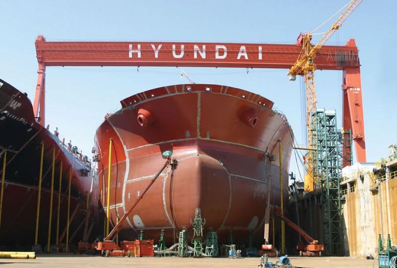 South Korea Shipbuilding: Extreme drilling