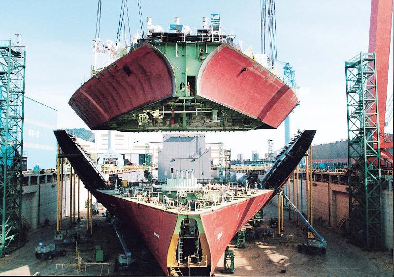 New Shipbuilding Prices on Increase with Market Escaping from Recession Doldrums