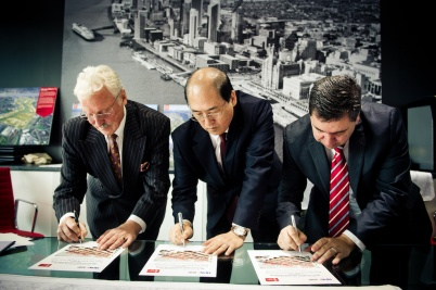 UK's Peel Port signs accords with South Korea's Busan Port Authority