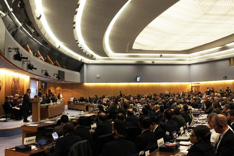 IMO Secretary-General opens 28th IMO Assembly
