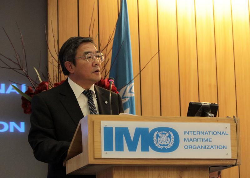 IMO Secretary General grabs attention on organizational restructuring