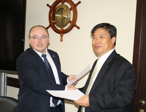 SHI Signs Cooperation Agreement with Vyborg Shipyard