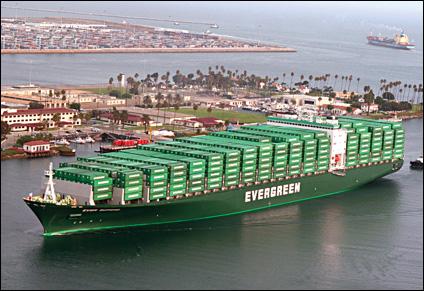Evergreen's large orderbook follows five-year fleet renewal suspension