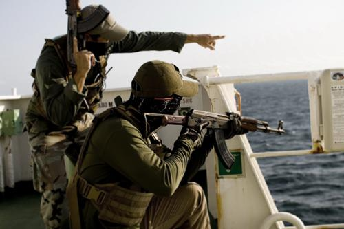 Japanese government authorises armed guards on its ships off Somalia
