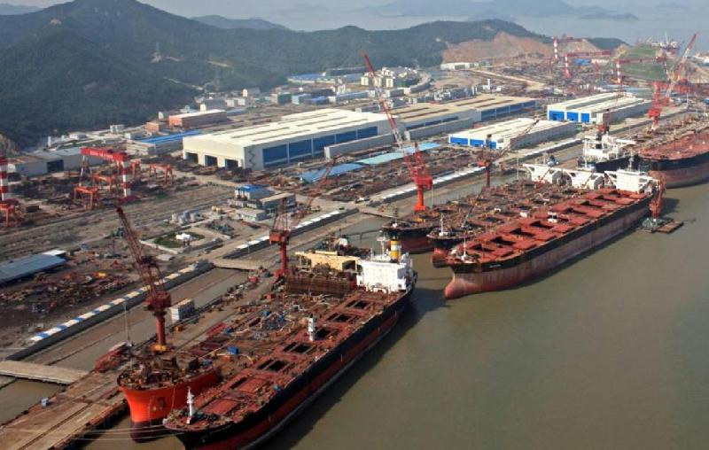 New Shipbuilding Contract for COSCO Zhoushan