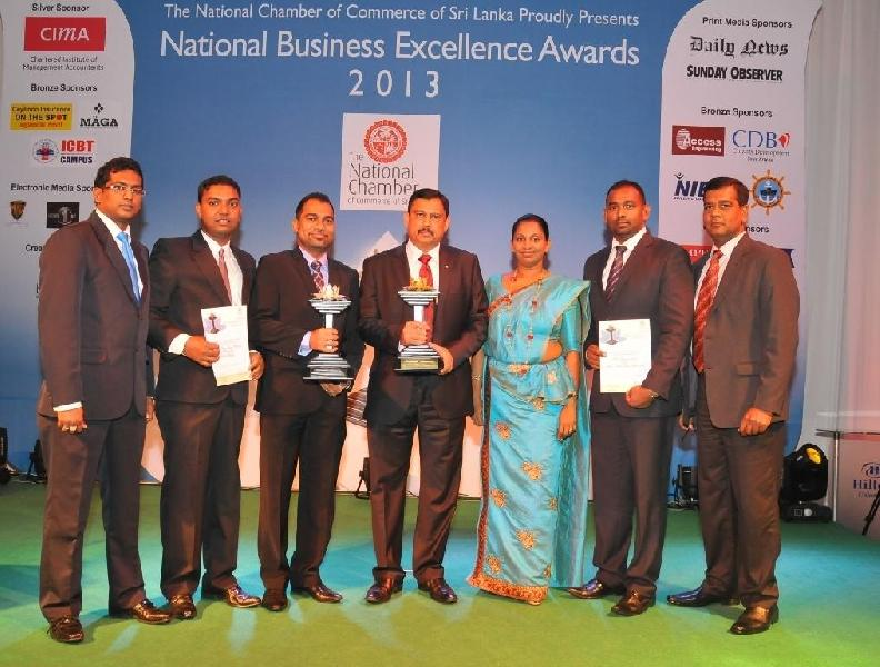 GAC wins two awards for National Business Excellence in Sri Lanka