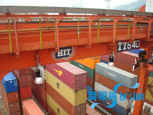 HIT to install remote control IT to run RTGs at Hong Kong terminal