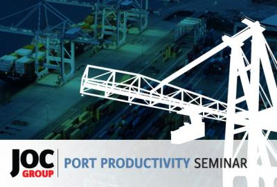 American port productivity falls just when efficiency becomes vital