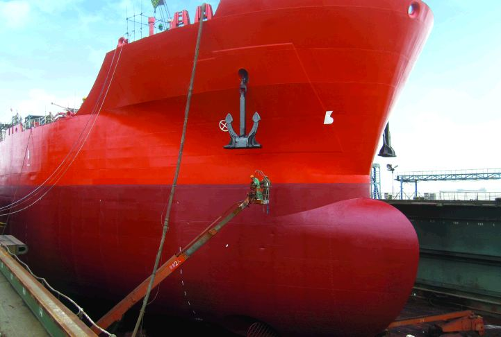 PPG Sets Higher Standards with Range of Copper-Free Antifouling Coatings