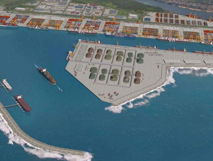 APM Terminals Nigerian Onne Port handles West Africa's biggest ships