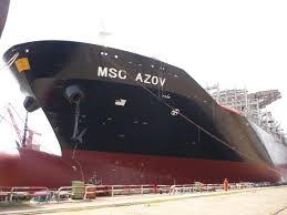 9,403-TEU MSC Azov and 8,772-TEU MSC Adelaide delivered