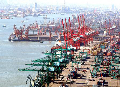 Tianjin's 2013 container throughput tops 500 million tonnes