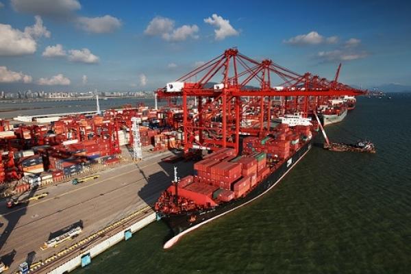 West Shenzhen's Da Chan Bay terminal hits one million TEU milestone