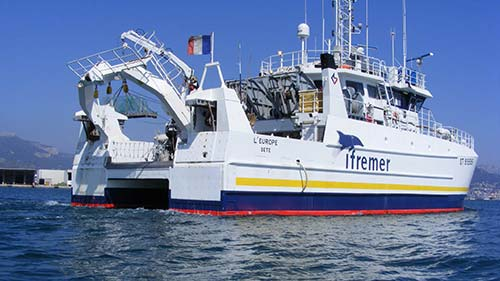 Norway: Simrad Multibeam Echosounder Completes Acceptance Test