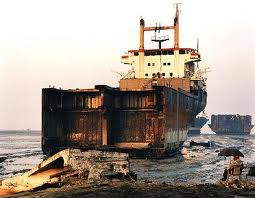 Ship owners scrap 1,119 ships during 2013 on the back of oversupply issues