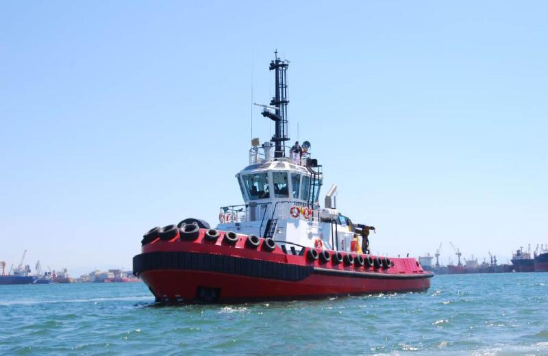 Sanmar-Built Ulupinar XVII has sailed from Tuzla to operate at Port of Mersin