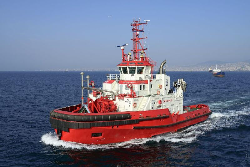 M/T Borgøy, World's First LNG-Powered Tugboat Sails to Norway
