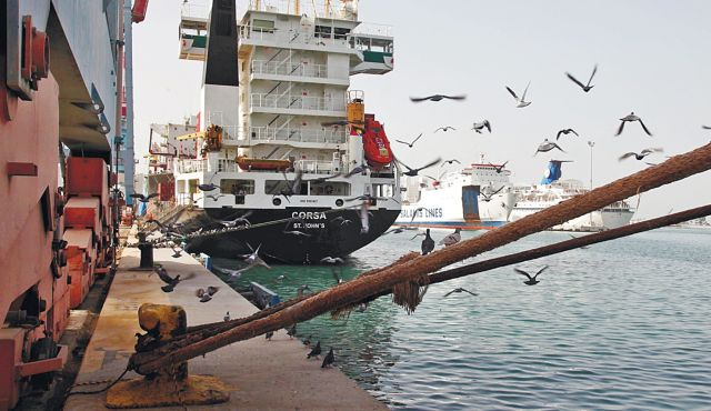 Israel needs bigger ports for mega ships and avoid port congestion
