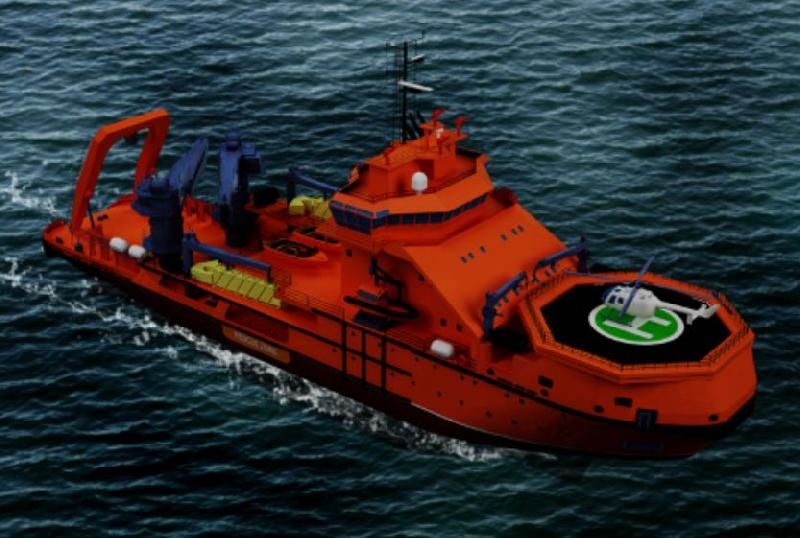 Transas Chooses Sonardyne's Ranger 2 for Two Russian Salvage Vessels