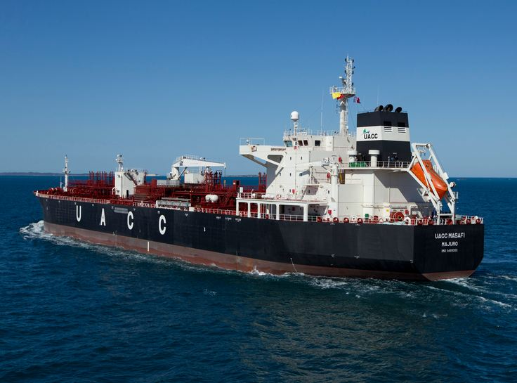 UACC Purchases Two Product Tankers (UAE)