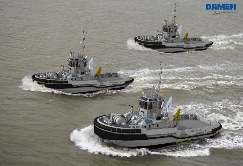 Dutch Navy to Buy Tugboats in Cooperation with FMV Sweden