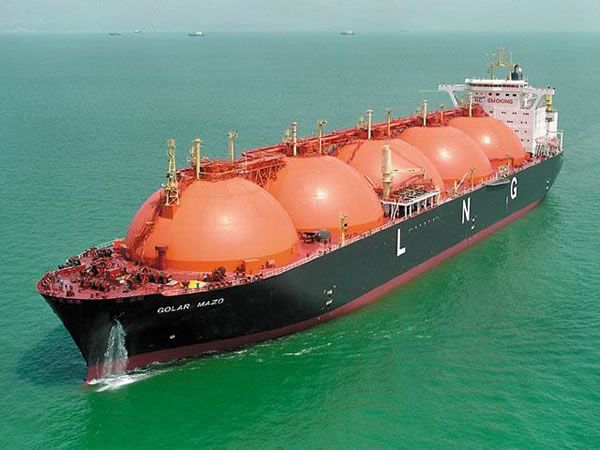 Enhanced Safety for LNG Vessels