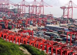 Domestic firms contribute to 26pc of Port of Shanghai trade in 2013